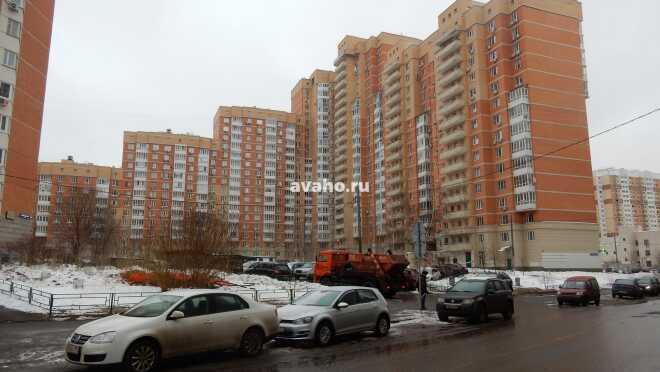 ЖК Полины Осипенко, 10 к. 1